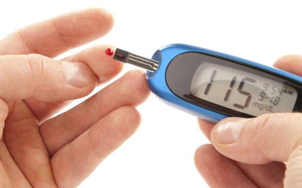 vércukorszint mérése
