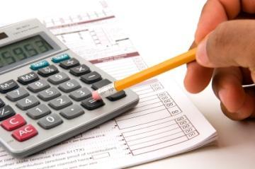 adókedvezmény kiszámítása