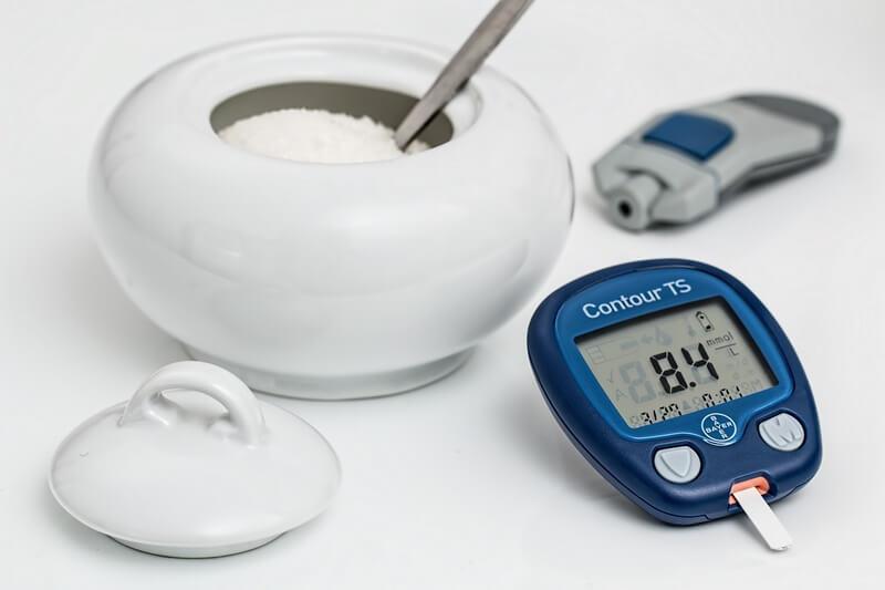 cukorérték mérése