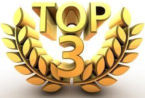 top 3 plasztikai sebész logója